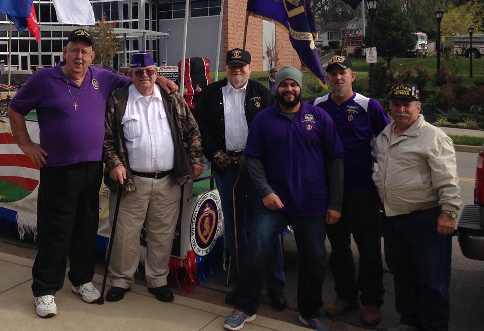An Event with Veterans